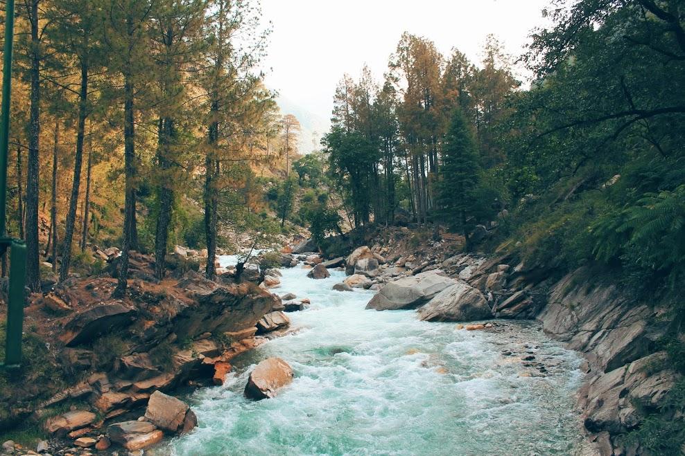 Rupin river!